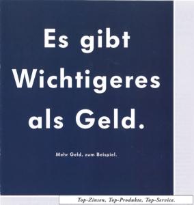 Anzeige VW-Bank